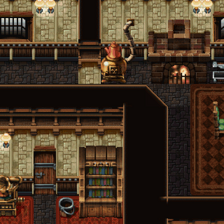 The first floor (iOS/Android/PC).