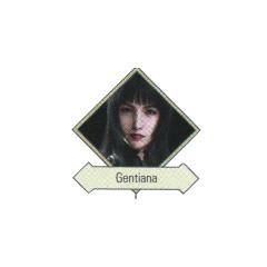 Gentiana icon.
