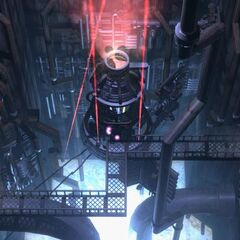 Underwater reactor in Junon.