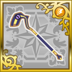 Lightning Staff (SR).