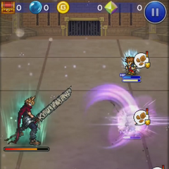 Enemy version in <i>Final Fantasy Record Keeper</i> (KH).