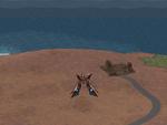 Missile Base destroyed.