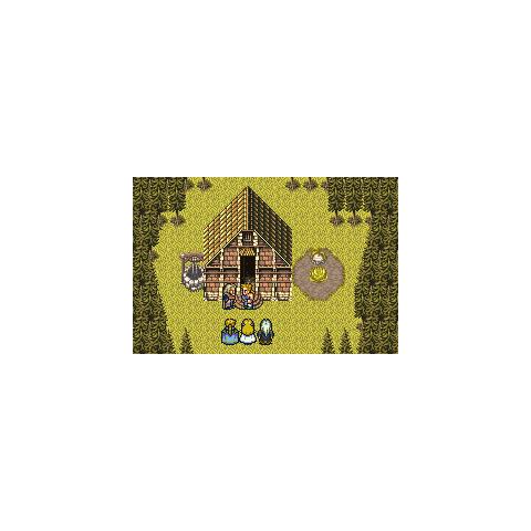 Duncan's cabin (GBA).