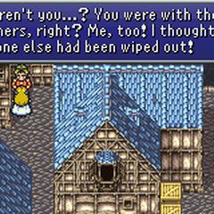 o último Revanchista em World of Ruin.