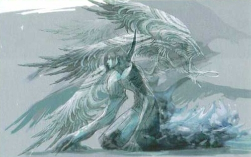 Fantasy Crystal Art