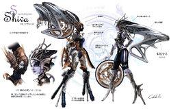 Shiva Artwork XIII