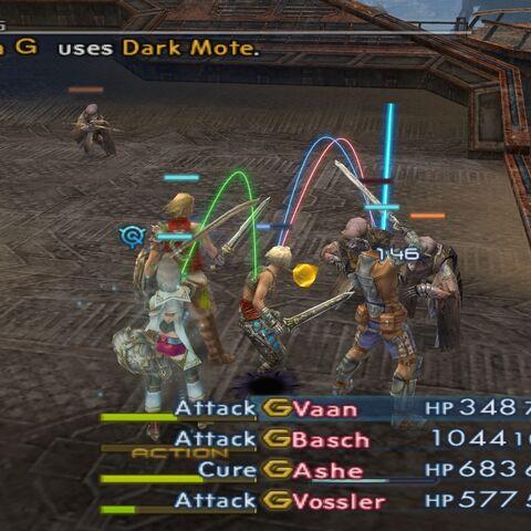 Battle against Urutan-Yensa.