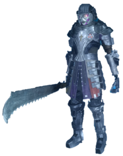 Armored Swordsman
