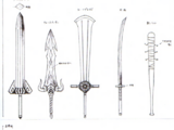 Final Fantasy VII weapons