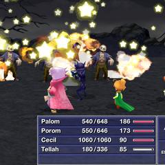 Comet <i>Final Fantasy IV</i> (iOS).