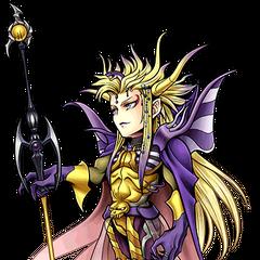 Renderização do <i>Dissidia Final Fantasy Opera Omnia</i>