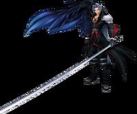 Dissidia012-SephirothKH