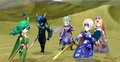 Eblan Desert Battle FFIV iOS