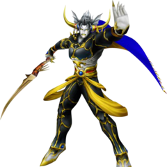 Exdeath's third outfit in <i>Dissidia 012 Final Fantasy</i>, based on Neo Exdeath's artwork.