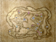 FFIIIDS Floating Continent Map