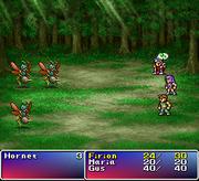 FFII Battle PSX