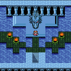 The Japanese dungeon image for <i>Nepto Temple</i> in <i><a href=