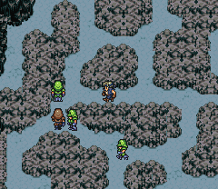 FFVI SNES Battle for the Frozen Esper