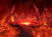 Fire Cavern 1