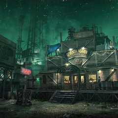 Exterior artwork for <i>Final Fantasy VII Remake</i>.