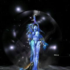 Shiva summoned to battle.