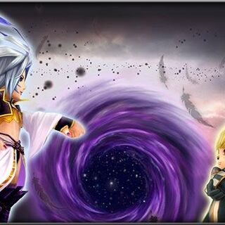 Kuja in Chapter 6 artwork.