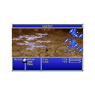 Cold Mist (GBA).