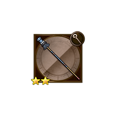 Mythril Staff.