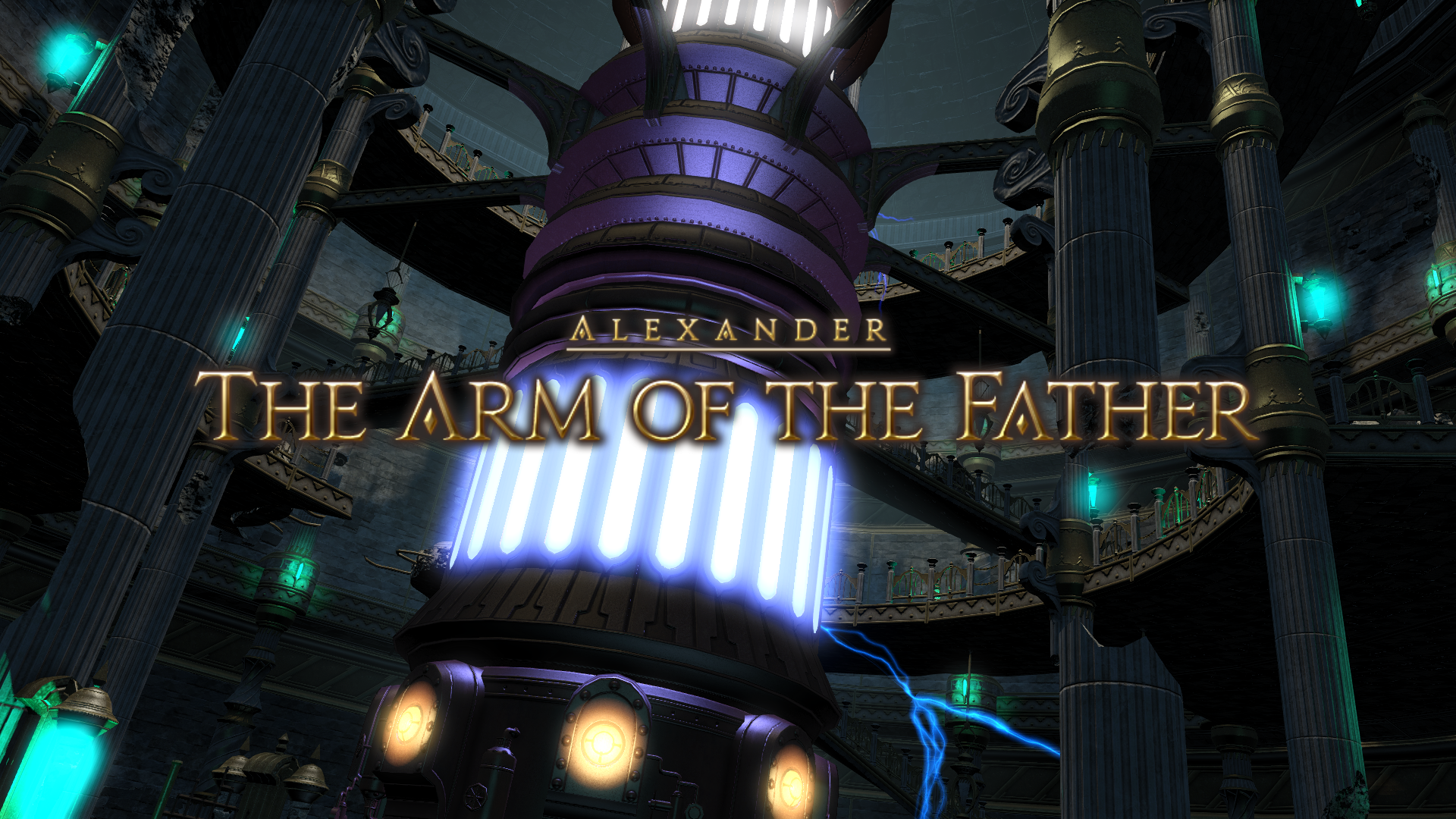 Alexander - The Arm of the Father   Final Fantasy Wiki