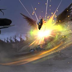 Dragon Kick.