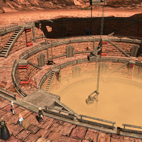 Malikah's Well | Final Fantasy Wiki | FANDOM powered by Wikia