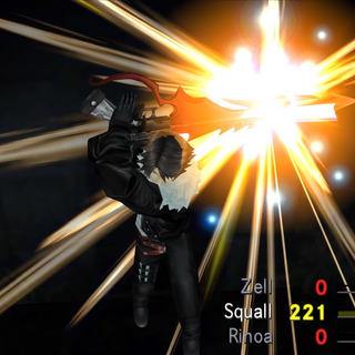 Fated Circle in <i>Final Fantasy VIII Remastered</i>.