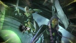 Final Fantasy XIII 2 Cinematic Action