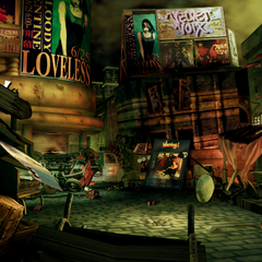 Sector 8 in <i>Final Fantasy VII</i>.