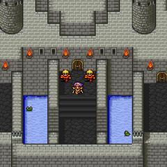Troia Castle (SNES).