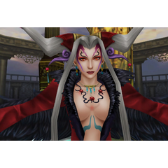 Ultimecia in <i>Final Fantasy VIII</i>.