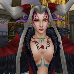 Ultimecia in <i>Final Fantasy VIII</i>.