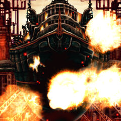 Destruction of the <i>Dreadnought</i>.