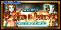 FFRK Countdown to Destruction Event