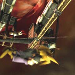 Изображение подземелья для японской версии <i>Сектор 8, Часть 1</i> в <i>Final Fantasy Record Keeper</i>.
