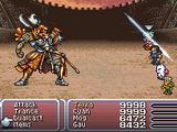 Гильгамеш (босс Final Fantasy VI)
