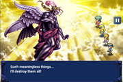 FFVI Kefka boss meeting party iOS
