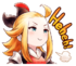 LINE Edea Sticker3