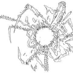Omega's Horn artwork
