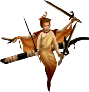 Asura enemy ffiv ios render