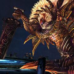 Braska's Final Aeon render.
