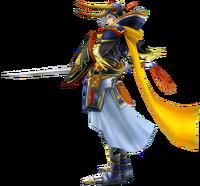 Dissidia Warrior of Light ex