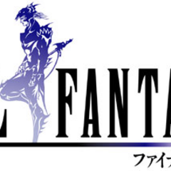 Логотип в версии для Wonderswan Color, в дизайне которого был применён градиент. Позже его использовали в ремейке <i>Final Fantasy IV Advance</i>.