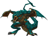 Blue Dragon (Final Fantasy VIII)