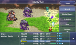 FFD-Mighty Wall